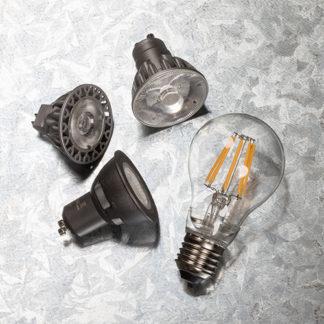 Leuchtmittel 230V E27 & GU10